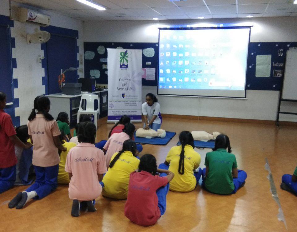 AMM School First aid workshop